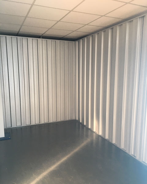 North Walsham Indoor Self Storage