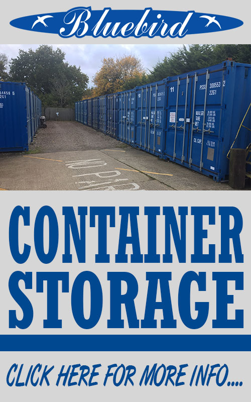 North Walsham Container Storage